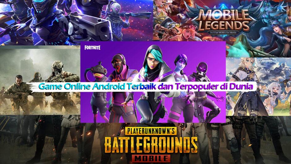 Game Online Android Terbaik dan Terpopuler di Dunia