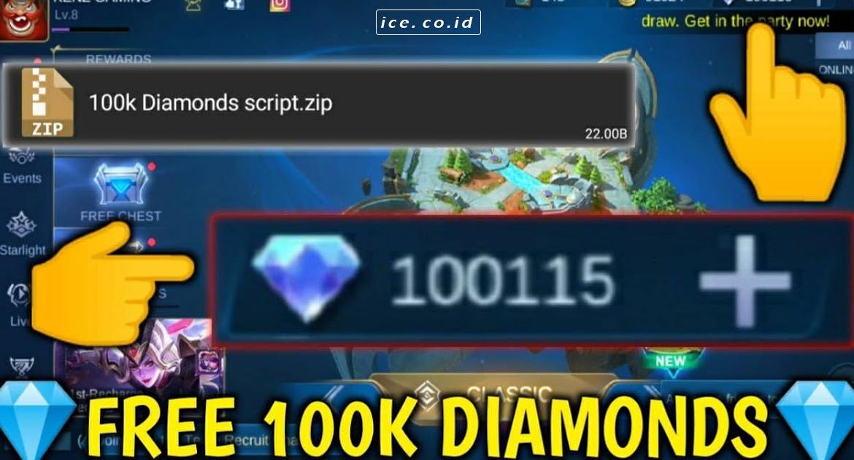 Hack Diamond Mobile Legends