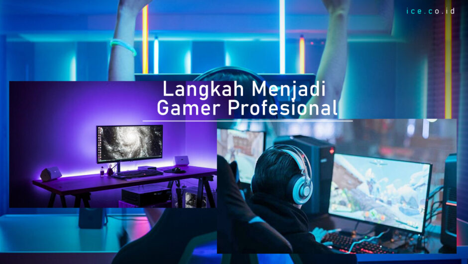 Langkah Menjadi Gamer Profesional yang Jarang Diketahui