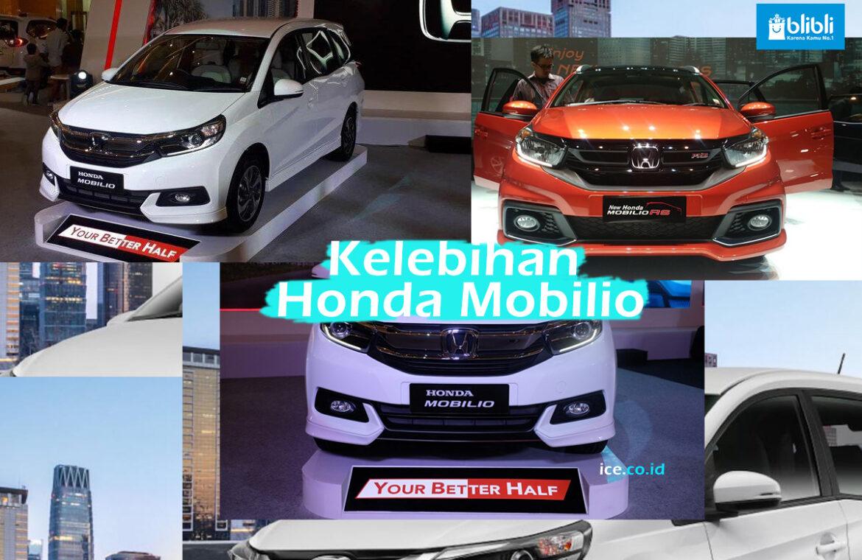 Kelebihan Honda Mobilio