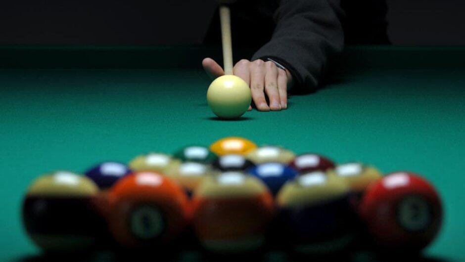 Video Tutorial Belajar Snooker Untuk Pemula