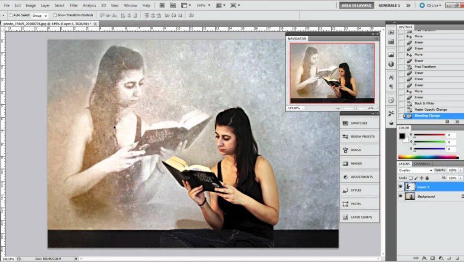Cara Menggunakan Video Tutorial Photoshop Gratis