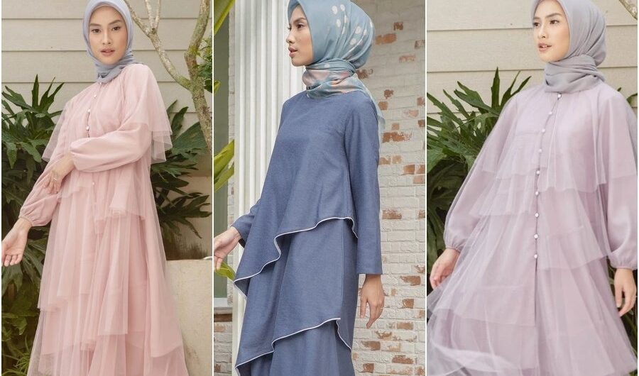 Model Busana Muslim Hijab yang Paling Populer
